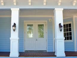 exterior porch columns remodel interior planning house ideas