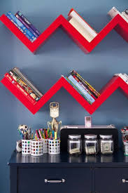 25 best chevron bookshelf ideas on pinterest girls bookshelf