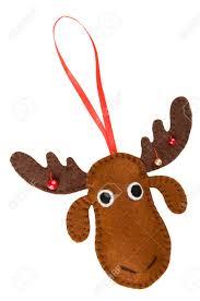 lofty moose christmas decorations fresh decoration ornament etsy