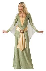 Renaissance Halloween Costume Renasaince Dress Medieval Maiden Costume Renaissance