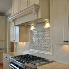 tile accents for kitchen backsplash stovetop backsplash ideas tile accent above kitchen white granite