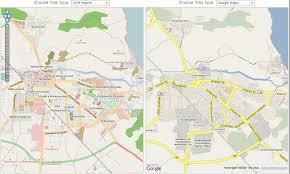 Google De Maps Openstreetmap Vs Google Maps Am Beispiel Hgw Daburnas Logbuch