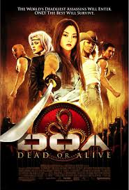 Holly Valance Dead Or Alive Doa Dead Or Alive 2007 Comingsoon Net