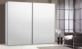 Schlafzimmerschrank Billig Kaufen Schwebetürenschrank Kleiderschrank Ca 270 Cm Weiss