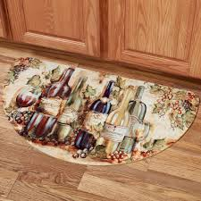 Wine Themed Kitchen Ideas by Grape Kitchen Rugs Images Where To Buy Kitchen Of Dreams