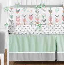 Mint Green Crib Bedding Furniture 91czf Ryqnl Sy355 Excellent Mint Green Baby Bedding 27