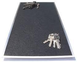 schluesselkasten design de flux objects design schlüsselboard aus edelstahl mit