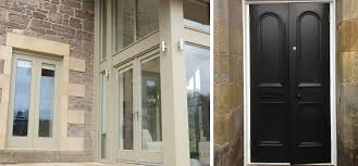 Exterior Doors Uk Hardwood Exterior Doors Edinburgh Fife Glasgow