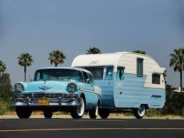 have you seen these retro motorhome and caravan designs designbump