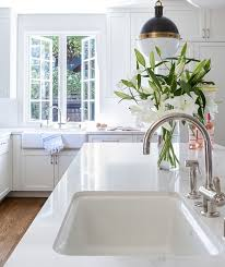 Corner Sinks For Kitchens by Best 25 Transitional Kitchen Sinks Ideas On Pinterest