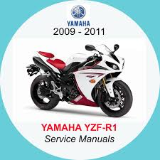 yamaha yzf r1 2009 2011 service manual a1 u2022 1 80 picclick uk