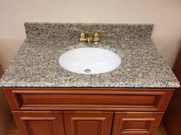 furniture stunning white cabinets plus santa cecilia granite