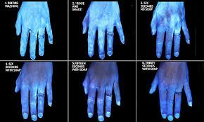 how much are black lights black light hand washing experiment www lightneasy net