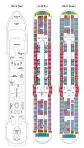 explorer of the seas deck plan fun u0026 fitness travel club