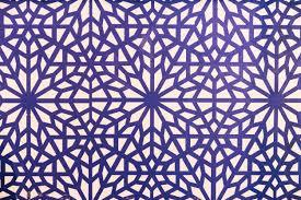 marokkanische fliesen textildruck holy cows