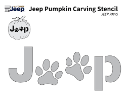 halloween pumpkin carving templates all things jeep jeep pumpkin carving templates
