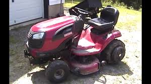 Lawn Tractor Canopy by Craftsman Yt3000 Riding Mower Review 100 Hours Later Youtube