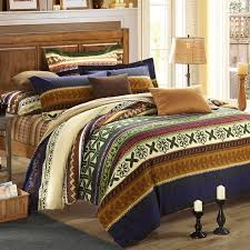 Olive Bedding Sets Yellow And Brown Bohemian King Bedding Comforter Set With Black