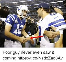 Nfl Football Memes - memes wilson poor guy never even saw it coming httpstconsdxzad3av