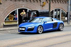 audi r8 chrome blue car picker blue audi r8