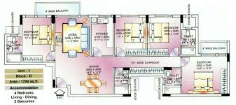 3 floor plan 4bhk 1706 jpg