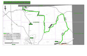 Frontier Flight Map Licking County Pathfinder Routes