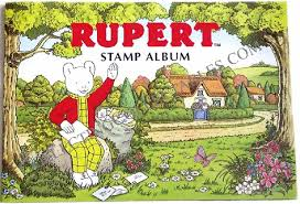 rupert bear stamp starter pack 1993 collecting collectables