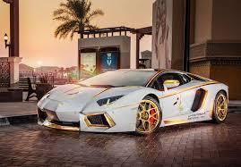 Lamborghini Aventador Spyder - photoshoot lamborghini aventador roadster golden limited edition