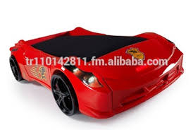 Titi Car Bed Co Titi Araba Yatak Car Bed Kids Car Bed Children - Race car bunk bed