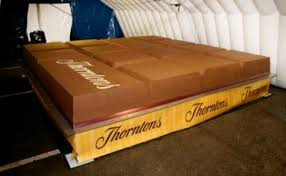 Top Chocolate Bars Uk Thorntons Unveils 29m Calorie Chocolate Bar That Weighs The Same