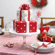 25 Best Cake Designs For Christmas 2017 Christmas Celebrations