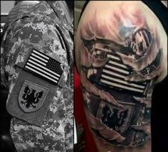 tattered army tattoo google search tattoo inspiration