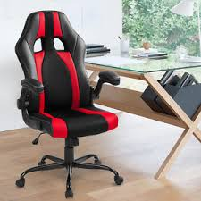 Computer Chair Office Computer Chair Racing Gaming Executive Swivel Adjustable