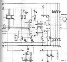 circuits u003e stepper motor driver circuit diagram l31985 next gr