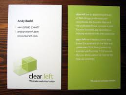 What Makes A Great Business Card - what information should be displayed by business cards what are