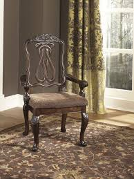 North Shore Dining UPH Arm Chair Set Of  DA Arm - North shore dining room