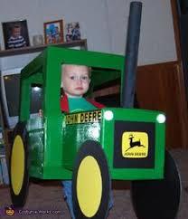 4 Boy Halloween Costumes Coolest John Deere Tractor Costume 4 Boy Tractor