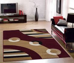 Area Rugs Modern Contemporary Contemporary Area Rugs With A Patterned Wooly Material To Create A