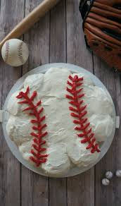 baseball cupcake ideas make a fun baseball pull apart cupcake cake