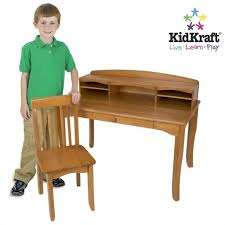 Kidkraft Lounge Chair Kidkraft Avalon Kids Desk With Hutch And Chair In Honey Set 26706