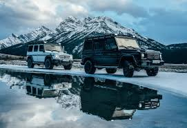 mercedes g class calgary around the with a mercedes g class a sailboat human