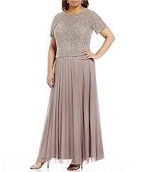cachet plus size dresses u0026 gowns dillards