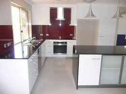 coopers joinery in toowoomba region qld 4350 local search kitchen renovation completed with a 2 pack painted finish on doors 20mm caesarstone bench