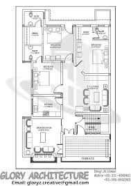 house plan drawings 35 x 70 ff working plans house smallest house and
