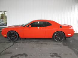 Dodge Challenger Orange - 2009 dodge challenger r t fast specialties performance auto