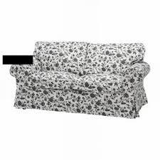 Sofa Bed Covers by Ikea Ektorp Sofa Bed Cover Hovby Black White Bettsofa Bezug