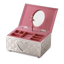 personalized ballerina jewelry box lenox childhood memories musical ballerina jewelry box bed bath