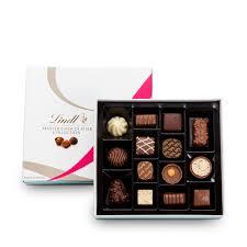 lindt master chocolatier collection