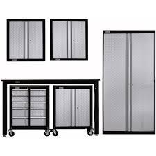 gladiator cadet 6 piece garage storage system walmart com