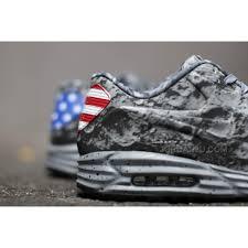 American Flag Shoes Nike Air Max 90 Lunar Sp Moon Landing Apollo 11 Mens Shoes Neil